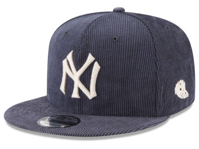 New York Yankees New Era MLB All Cooperstown Corduroy 9FIFTY Snapback Cap