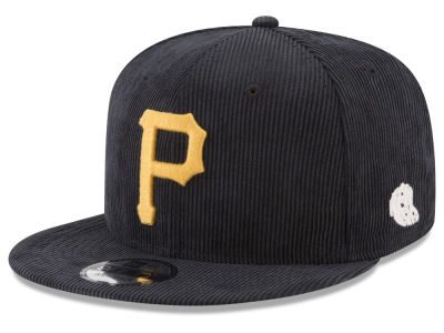 Pittsburgh Pirates New Era MLB All Cooperstown Corduroy 9FIFTY Snapback Cap