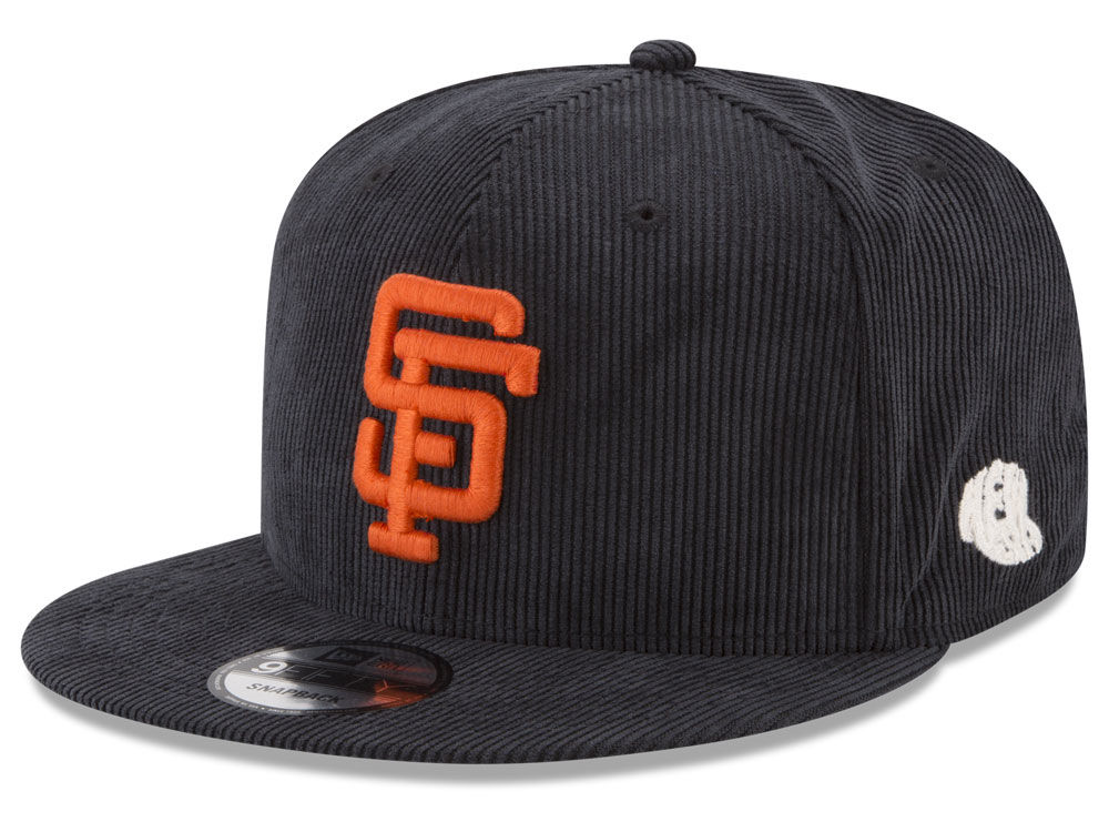 14a12854 ... coupon for san francisco giants new era mlb all cooperstown corduroy  9fifty snapback cap c2e38 ccfab