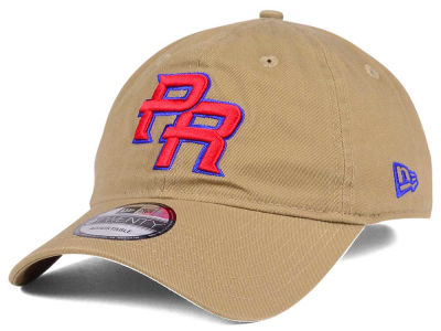 Puerto Rico New Era World Baseball Classic Core 9TWENTY Strapback Cap