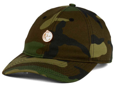 YUMS Camo Metal Face Dad Hat