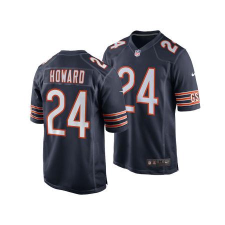 Chicago Bears Jordan Howard Nike NFL Men's Game Jersey