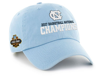 North Carolina Tar Heels '47 NCAA 2017 Basketball Champ '47 CLEAN UP Cap