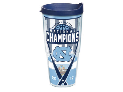 North Carolina Tar Heels Event 24oz. Wrap Tumbler w/Lid
