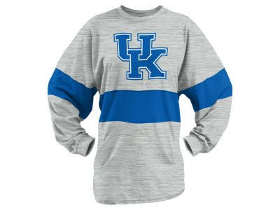 Kentucky Wildcats Pressbox NCAA Women's Morehead Sweeper Long Sleeve T-Shirt