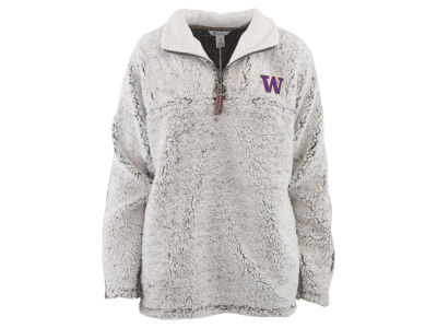 Washington Huskies Pressbox NCAA Women's Sherpa Jacket