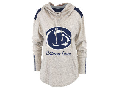 Penn State Nittany Lions Pressbox NCAA Women's Gibson Long Sleeve Hooded Sweatshirt