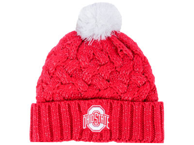 J America NCAA Women's Sparkle Pom Hats