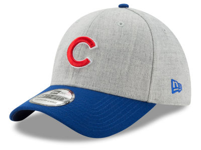 Chicago Cubs New Era MLB Heather Classic 39THIRTY Cap