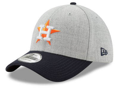 Houston Astros New Era MLB Heather Classic 39THIRTY Cap