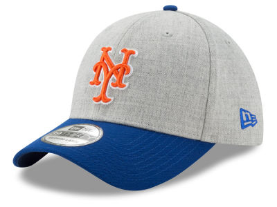 New York Mets New Era MLB Heather Classic 39THIRTY Cap
