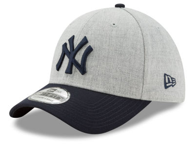 New York Yankees New Era MLB Heather Classic 39THIRTY Cap