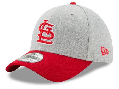 new style ffe15 5bc59 St. Louis Cardinals New Era MLB Heather Classic 39THIRTY Cap