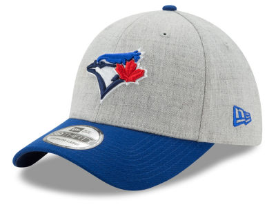 Toronto Blue Jays New Era MLB Heather Classic 39THIRTY Cap