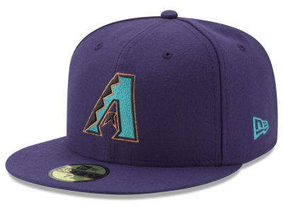 Arizona Diamondbacks New Era MLB Turn Back The Clock 59FIFTY Cap