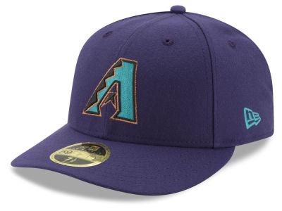 Arizona Diamondbacks New Era MLB Low Profile Turn Back The Clock 59FIFTY Cap