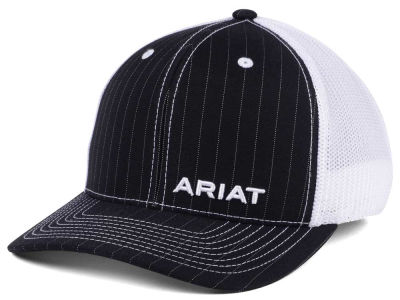 Ariat Text Offset Pinstripe Cap