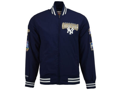 New York Yankees Mitchell & Ness MLB Men's Team History Warm Up Jacket