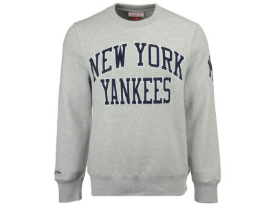 New York Yankees MLB Men's Playoff Win Crew Sweatshirt