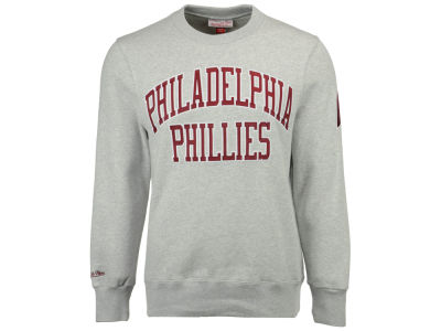 Philadelphia Phillies MLB Men's Playoff Win Crew Sweatshirt
