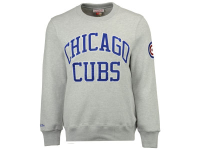 Chicago Cubs MLB Men's Playoff Win Crew Sweatshirt