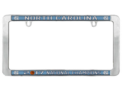 North Carolina Tar Heels Event Laser Frame