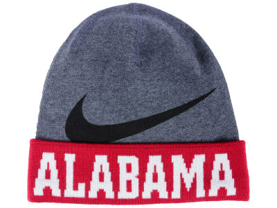 Alabama Crimson Tide Nike NCAA Training Beanie Knit