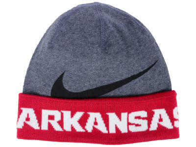 Arkansas Razorbacks Nike NCAA Training Beanie Knit