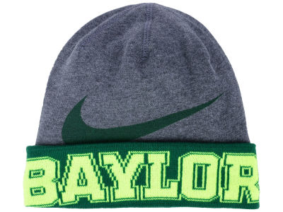 Baylor Bears Nike NCAA Training Beanie Knit