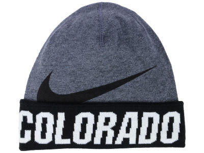 Colorado Buffaloes Nike NCAA Training Beanie Knit
