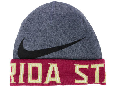 Florida State Seminoles Nike NCAA Training Beanie Knit