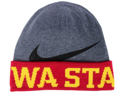 Iowa State Cyclones Nike NCAA Training Beanie Knit