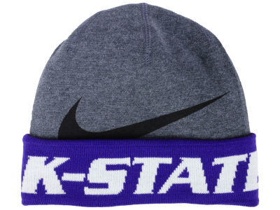 Kansas State Wildcats Nike NCAA Training Beanie Knit