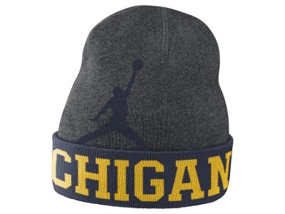 Michigan Wolverines Nike NCAA Training Beanie Knit