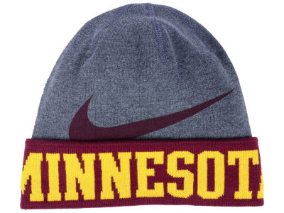 Minnesota Golden Gophers Nike NCAA Training Beanie Knit