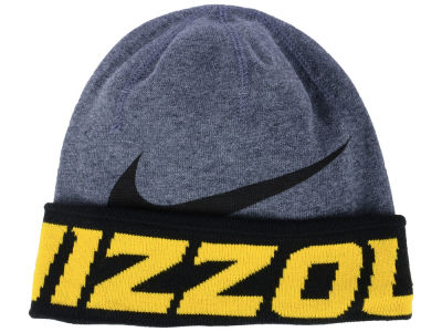 Missouri Tigers Nike NCAA Training Beanie Knit