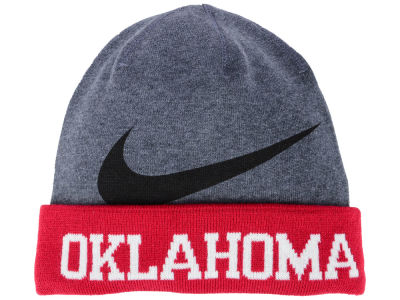 Oklahoma Sooners Nike NCAA Training Beanie Knit
