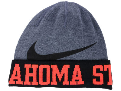 Oklahoma State Cowboys Nike NCAA Training Beanie Knit