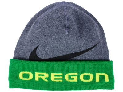 Oregon Ducks Nike NCAA Training Beanie Knit