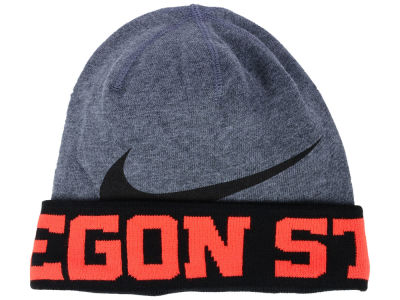 Oregon State Beavers Nike NCAA Training Beanie Knit