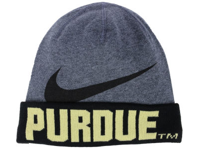 Purdue Boilermakers Nike NCAA Training Beanie Knit