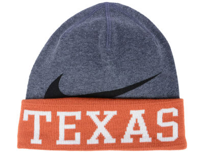Texas Longhorns Nike NCAA Training Beanie Knit