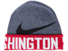 Washington State Cougars Nike NCAA Training Beanie Knit Hats