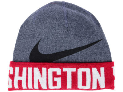 Washington State Cougars Nike NCAA Training Beanie Knit