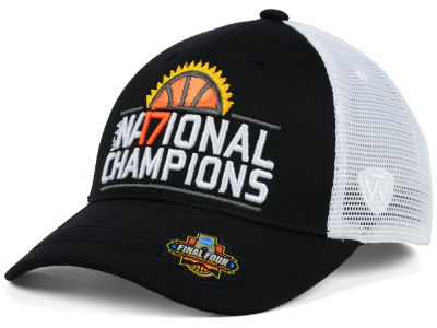North Carolina Tar Heels Top of the World NCAA 2017 National Champions Cap