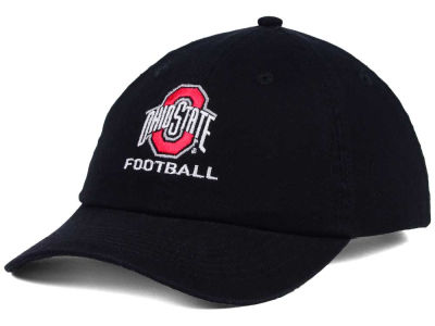 Ohio State Buckeyes J America Football Easy Adjustable Cap