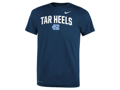 North Carolina Tar Heels Nike NCAA Youth Legend Primary Logo T-Shirt