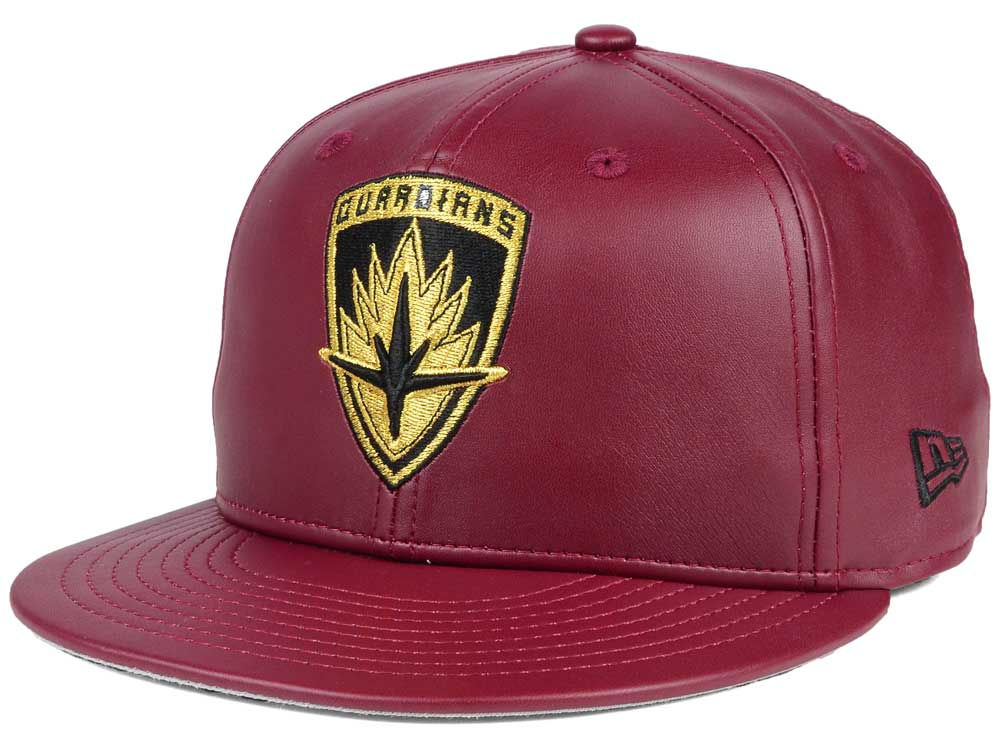 8bcce21dafe Marvel Guardians of the Galaxy Faux 59FIFTY Cap