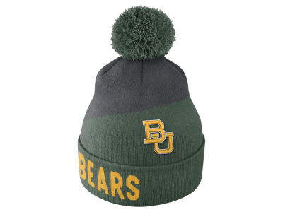 Baylor Bears Nike NCAA Champ Pom Knit
