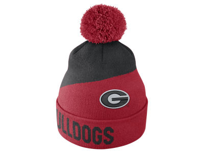 Georgia Bulldogs Nike NCAA Champ Pom Knit